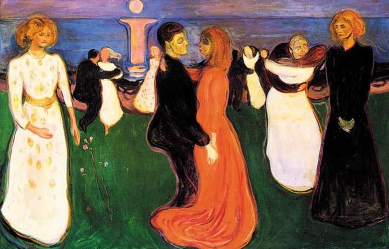 «Танец жизни», 1899–1900