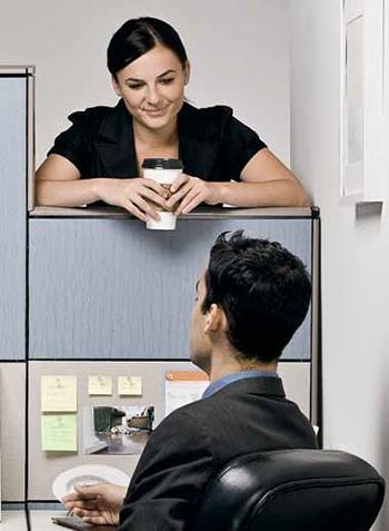 Он, она и офис (4)