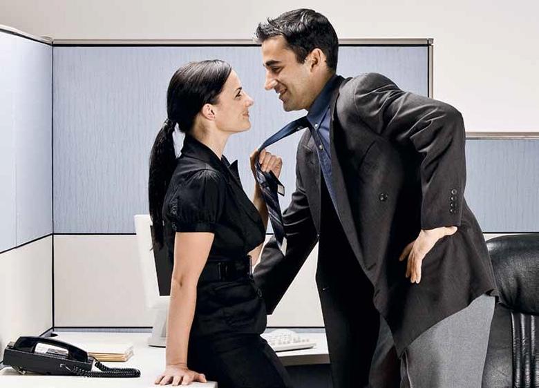 Он, она и офис 4