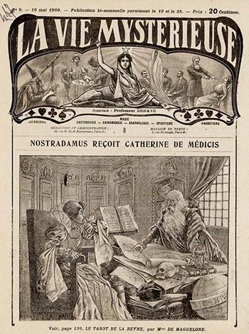 Предсказания пророка Екатерине Медичи