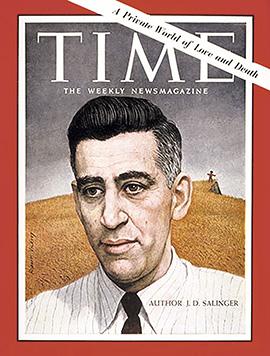 Сэлинджер на обложке журнала TIME – 15 сентября 1961 года