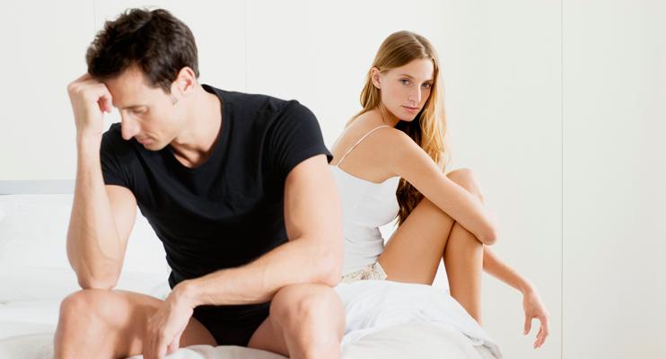 Как вести себя мужчиной импотентом женщине