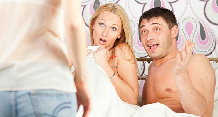 Желание увидеть чужой секс