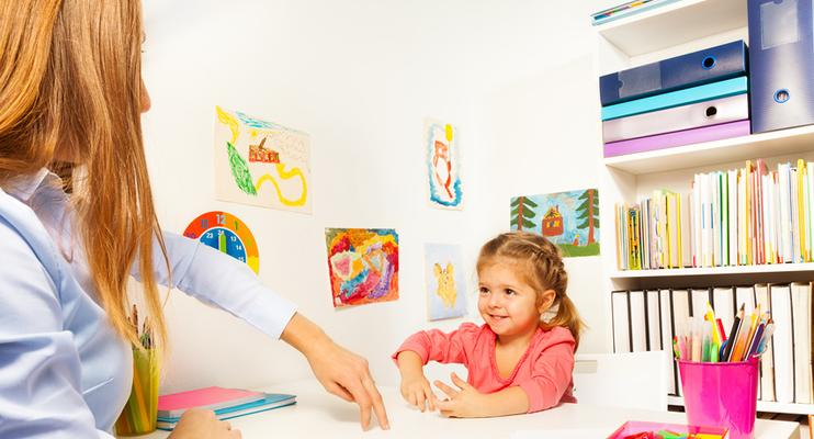 Психиатр в год ребенку