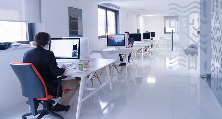 В объятьях офиса. Как обустроить идеальное пространство для эффективной работы