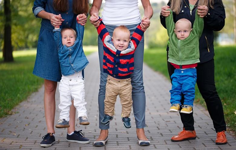 Новые повороты в счастье материнства. Функция – мать