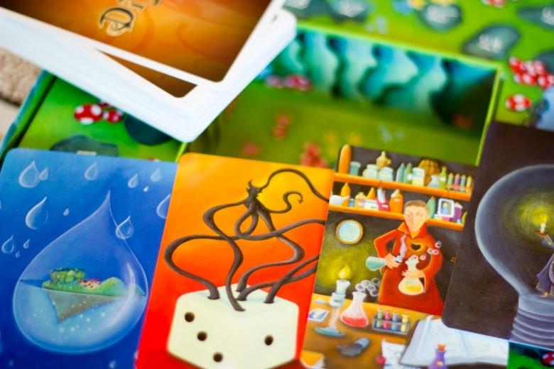 Настольные игры – тренинг жизненных стратегий