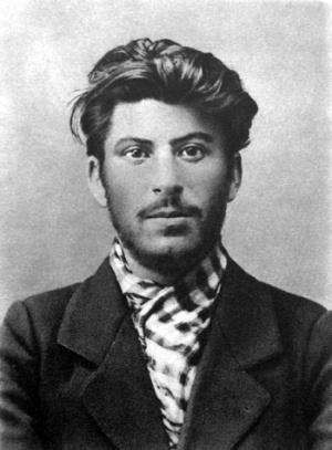 Коба, член марксистского кружка (1902)