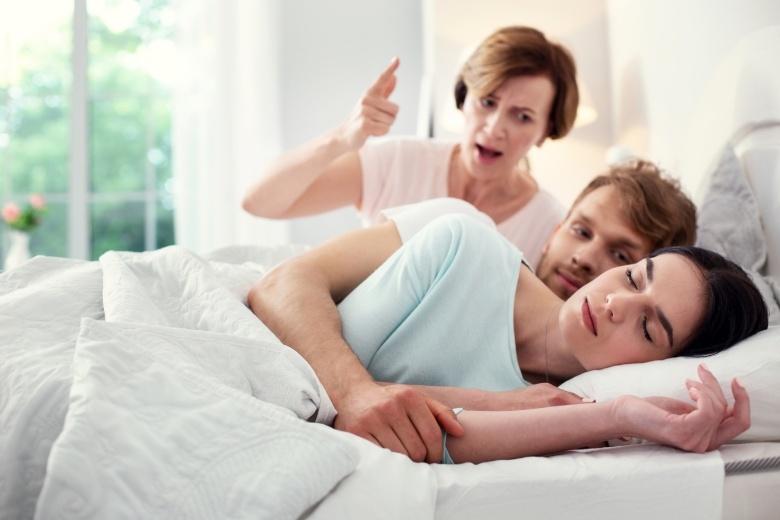Как вырваться из рук «заботливой» матери 3