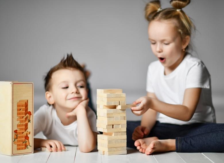 Три вида игр для разновозрастных детей 2