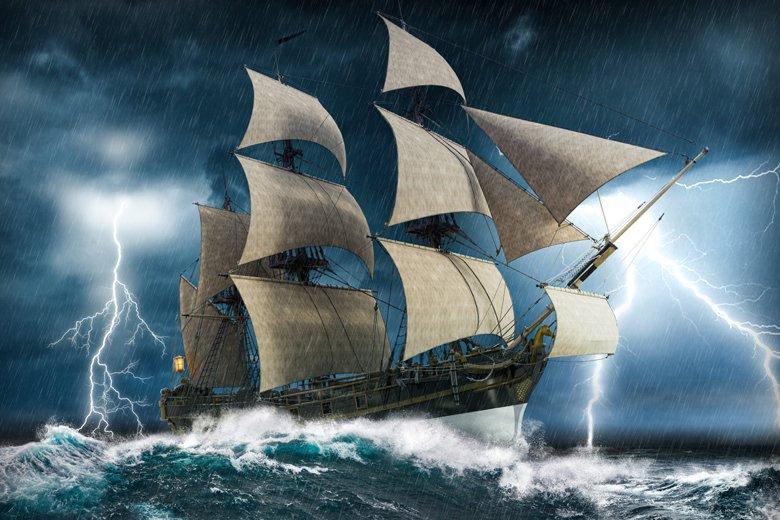 Большому кораблю – большое плаванье. Упражнение, чтобы найти выход из кризиса среднего возраста