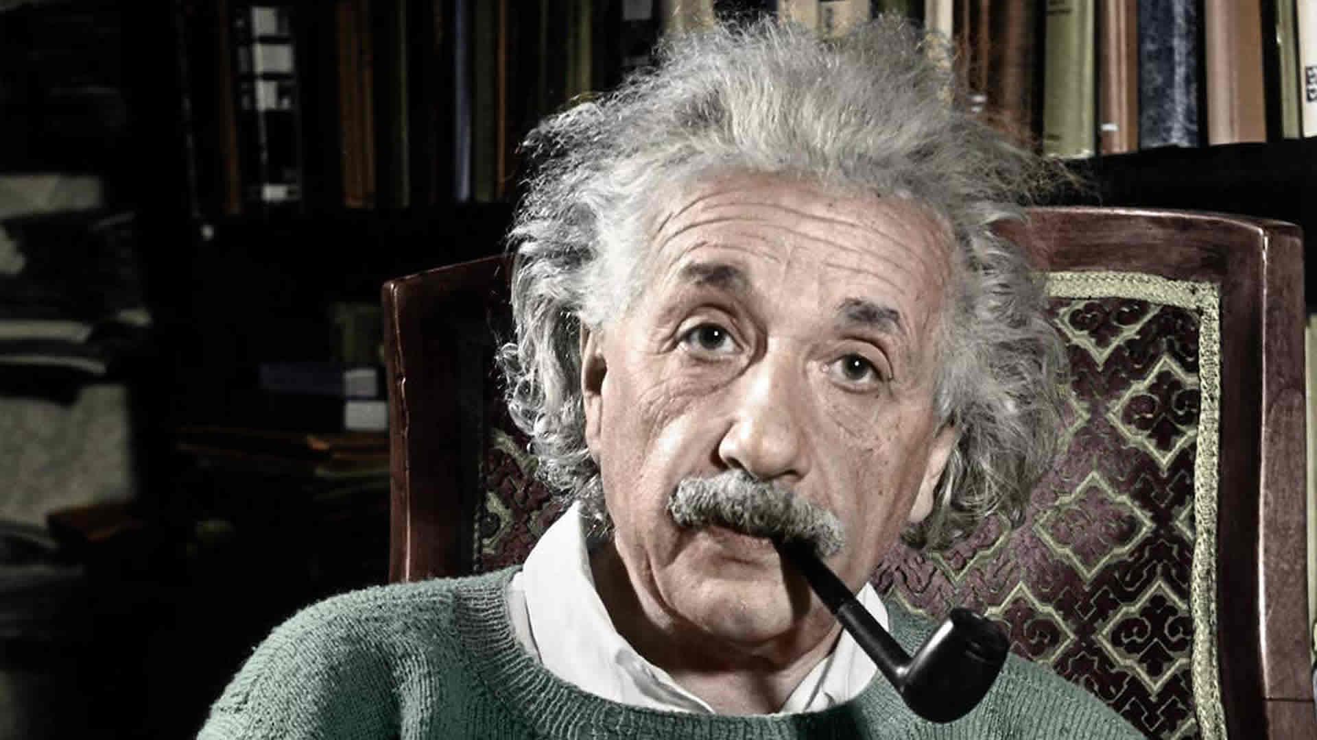 Эйнштейн и его мозг